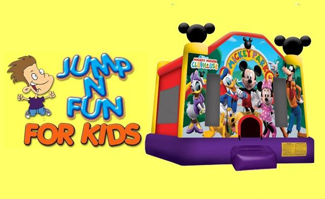 Jump-N-Fun For Kids